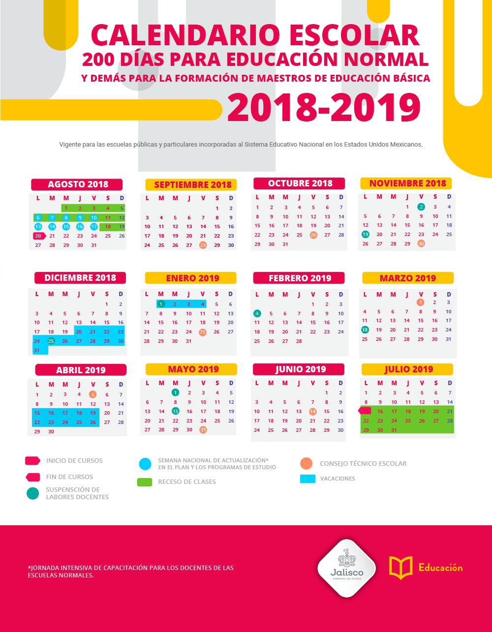 Calendario Panama 2019 Con Festivos.Calendario Escolar Portalsej